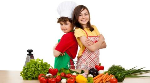 Healthy Eating for Healthy Kids